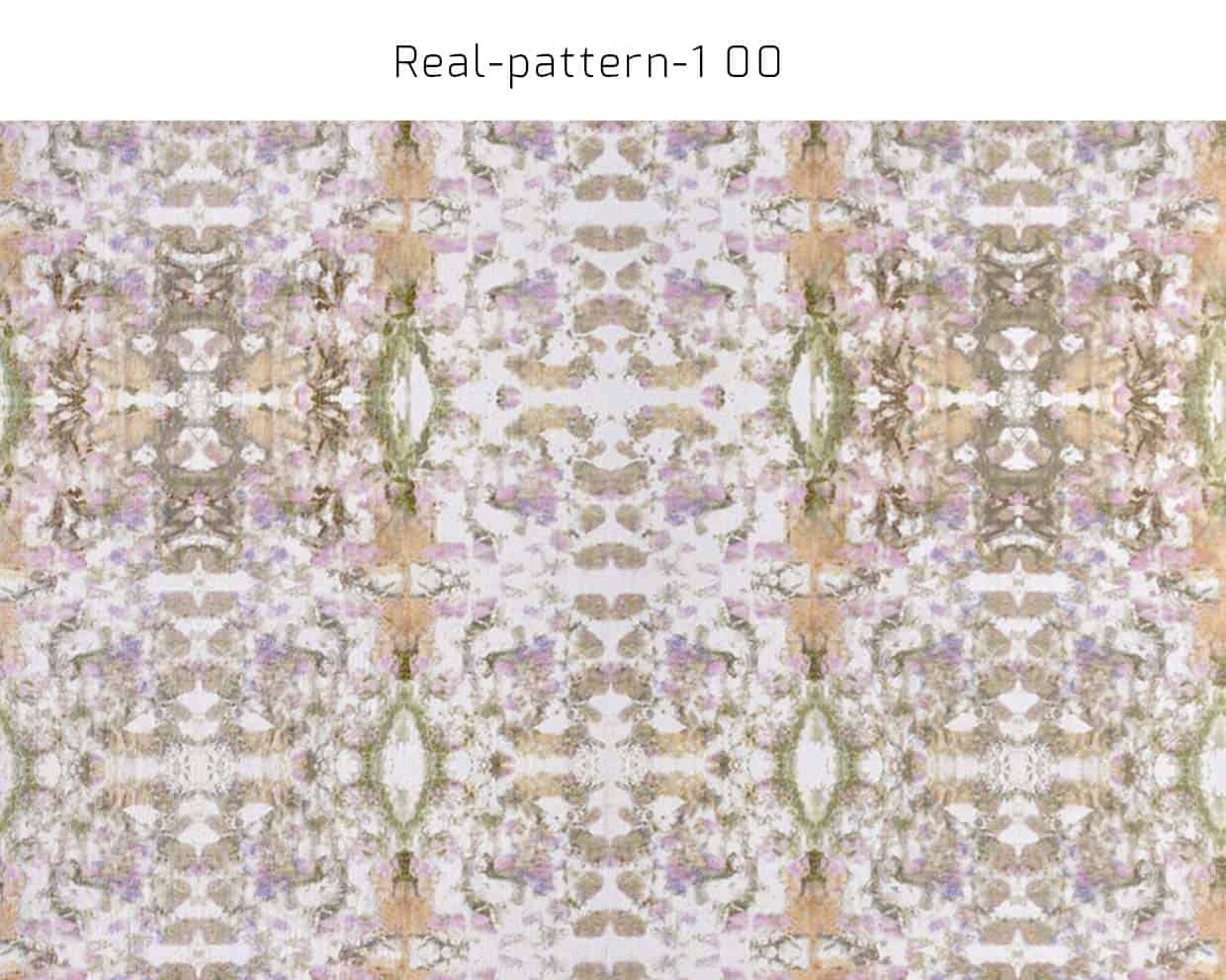 Real pattern 1