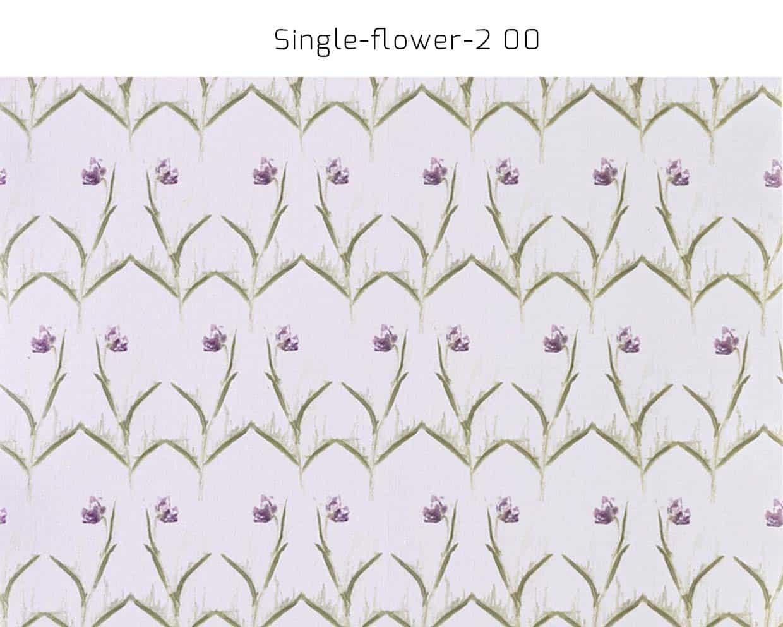 Single flower 2